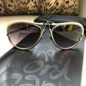 Brand new Ron Arad sunglasses